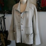 Women's Deerskin Leather Jacket