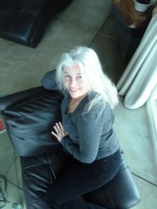 Jackie Robbins, Leather Waves, Malibu California, Leather Lovers