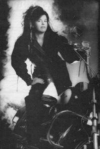 "Jackie""s Bike Jacket and Chaps  (Duplicate)"