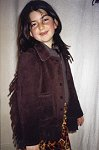 Cheyenne fringed suede jacket