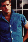 mens suede shirt 1991
