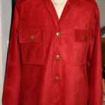 Men's Suede Shirt