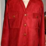 Men's Suede Shirt