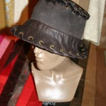 Laced Shearling Hat