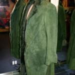 Full Length Men's Shearling Coat