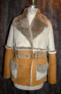Women's Shearling Jacket