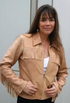 Women's Fringe Jacket-Vintage Style