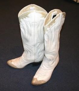 matching cowboy boots 2005