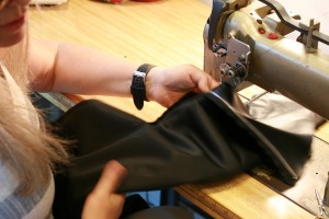 leather maker