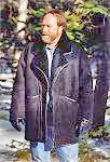 Men's Shearling Coat