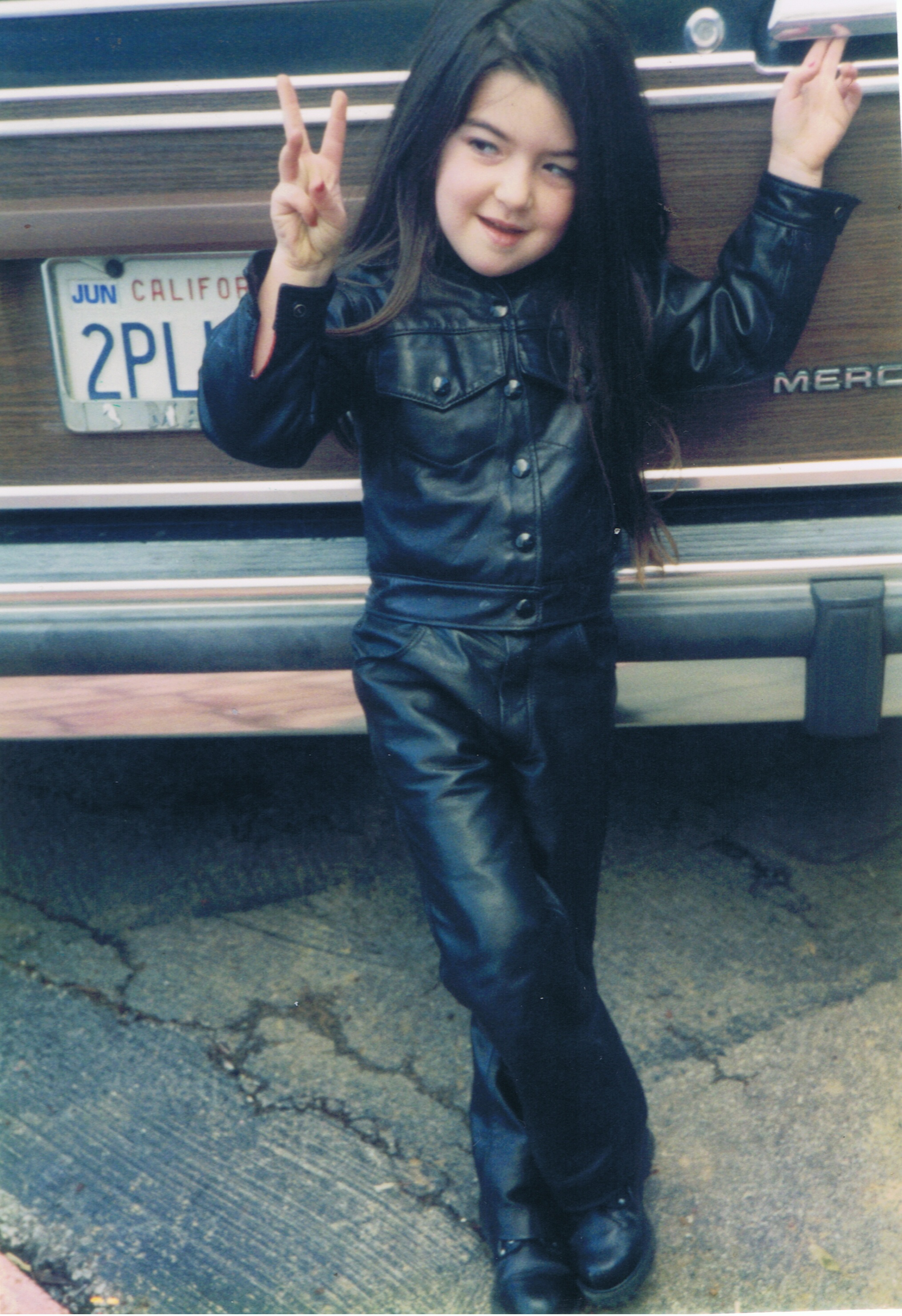 Leather Jacket For Kids