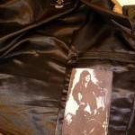 13 washed leather jacket