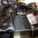 14 washed leather jacket