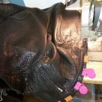 15 washed leather jacket