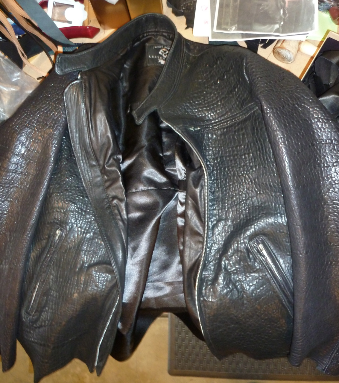 Motorcycle Leather Jackets Custom Made - Cairoamani.com