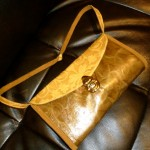 Spring Leather Purse and wallet clutch