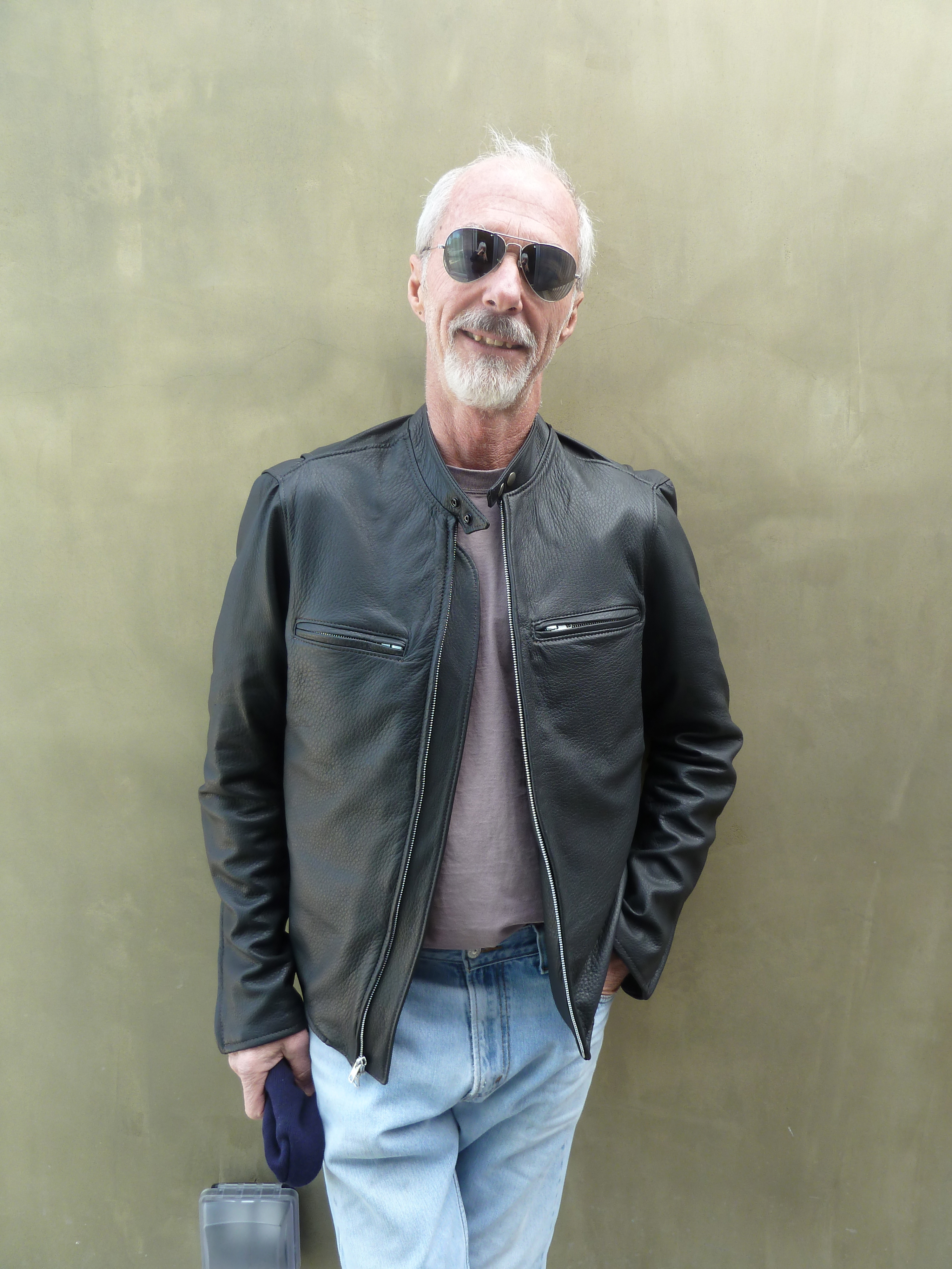 Perfect Leather Jacket Fit