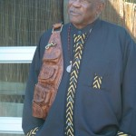 Leather Belt Pouch for Lou Gossett Jr. 2013