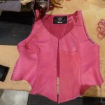 skinny vest