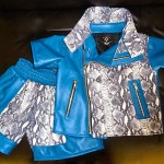 Baby Boxing Leathers