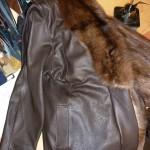 Re-purposed Sable Coat