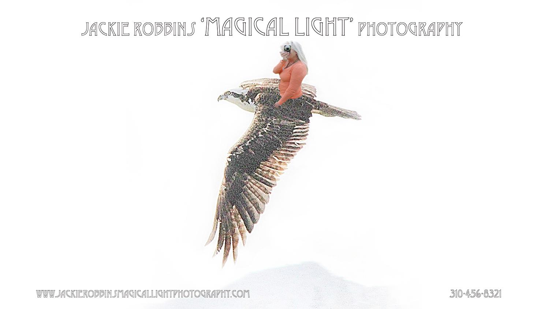 Magical light photograpy