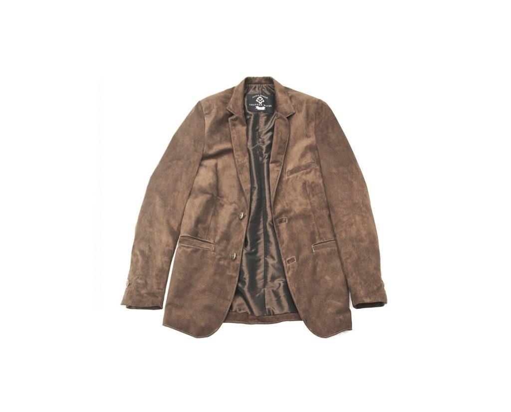 5 AD Brown Suede Sportcoat (slide)
