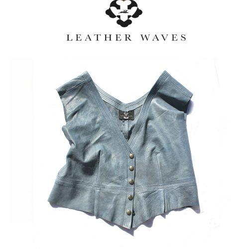 (#24) Blue Vest