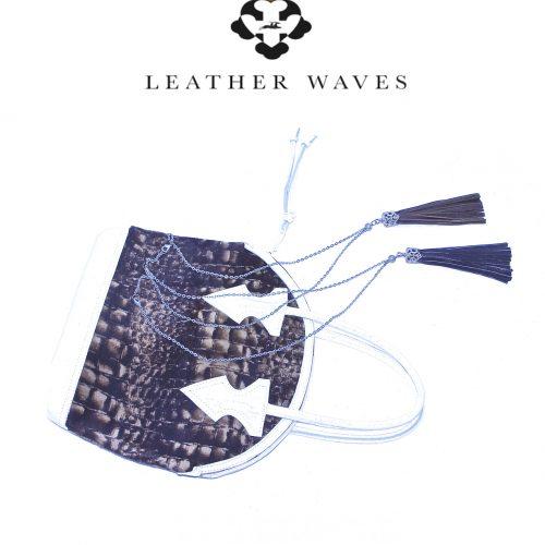 (#21) Miniture Handbag and tassel Necklaces