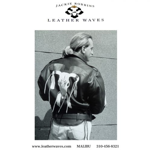 (#74) Cowskull Motorcycle Jacket