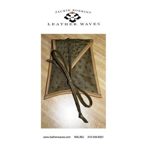 (#105) Leather Pouch