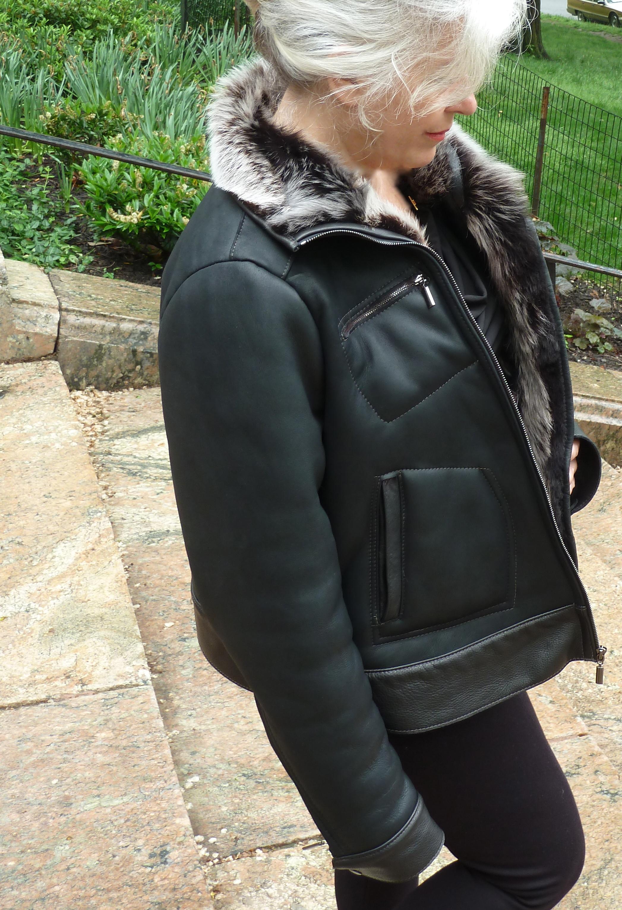 Shearling Coats / Jackets / Vests